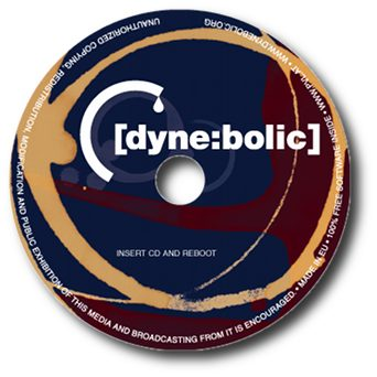 dyne:bolic operating system